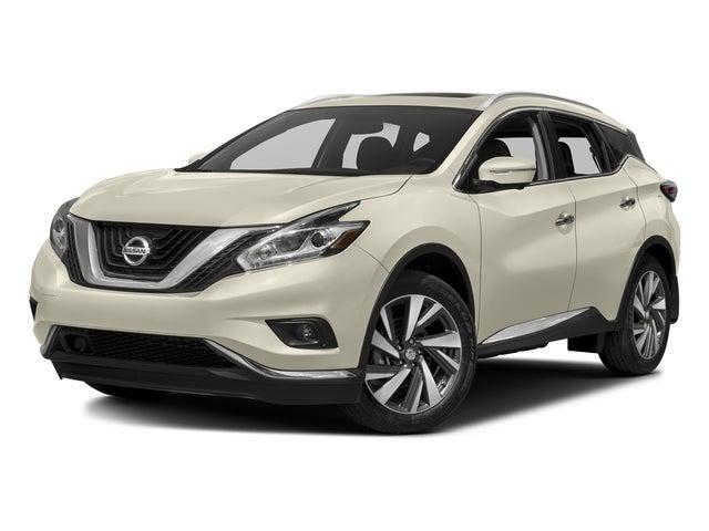 2018 Nissan Murano Sl In Chantilly Va Washington Dc