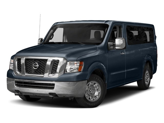 2018 Nissan NV Passenger SV in Chantilly, VA | Washington ...