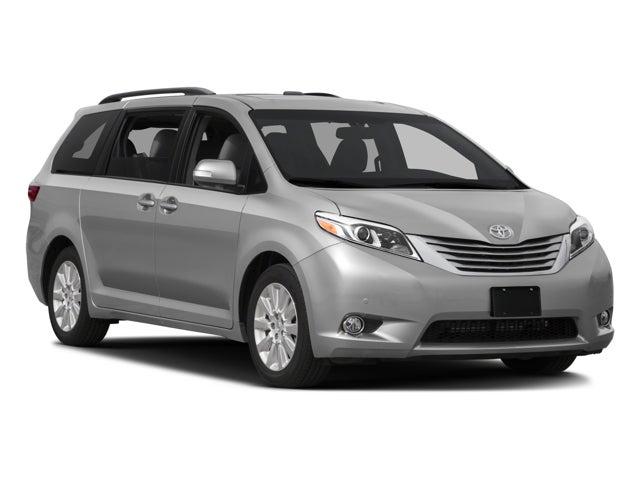 2016 Toyota Sienna Xle Minivan Van In Chantilly Va Priority Nissan