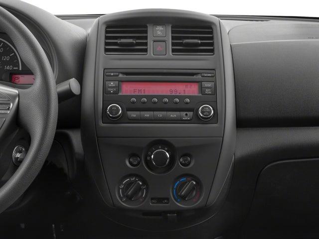 2018 Nissan Versa 1 6 Sv In Chantilly Va Priority